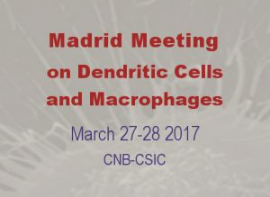 Madrid meeting on dendritic cells and macrophages 2017 (March 27-28, 2017)